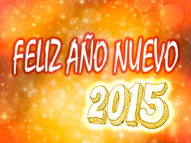 año nuevo 2015 luces