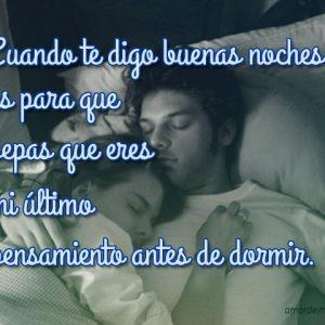 buenas noches mi amor abrazo pareja