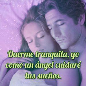 buenas noches mi amor abrazo romantico