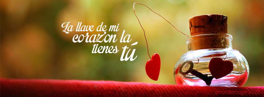 Portadas de amor para Facebook #17 - T E - P E G A S T E |Frases De Amor Para Facebook De Portada