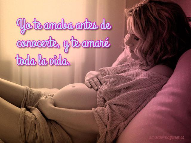 Imagenes Tiernas De Embarazo Para Facebook