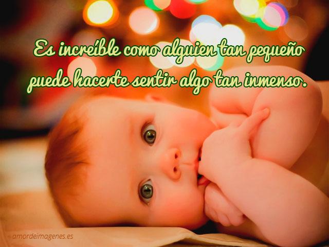 Imagenes De Bebes Con Frases De Amor: Imágenes Tiernas De Amor Con Bebes Para Facebook