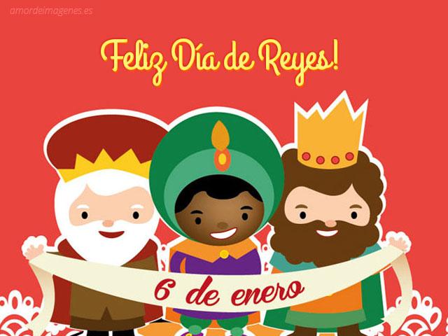 Reyes Magos para Facebook