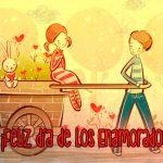 Frases para día de los enamorados 2015 carretilla