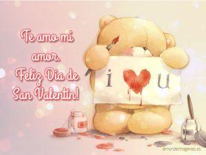 Imagenes-de-amor-de-ositos-San-Valentin-oso-te-amo