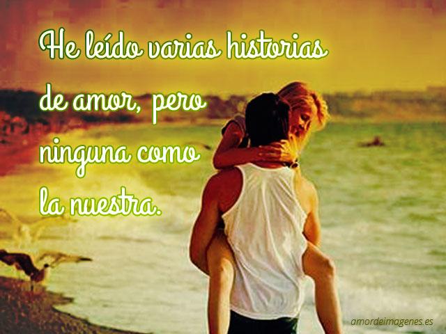 Frases De Amor Cortas Playa