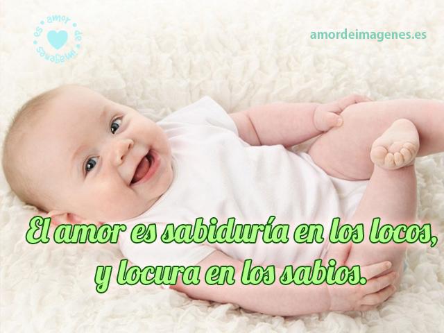 Imagenes De Bebes Con Frases Lindas Gratis