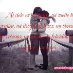 Imágenes con Frases de Amor puente