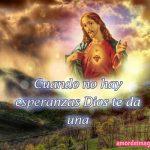 Imágenes de Jesus con frases de reflexion corazon de Jesús