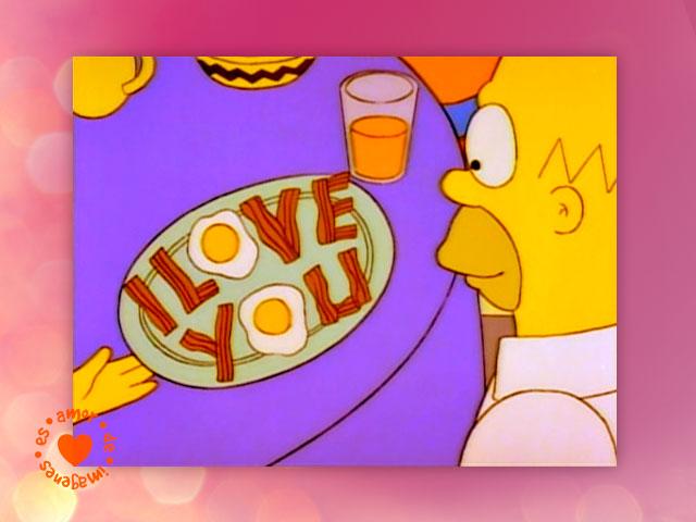 Frasesamor Imagenes De Bart Simpson Con Frases Tristes De Amor