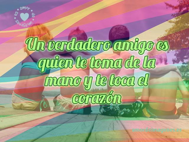 Frases De Amigos Para Foto: Frases Cortas De Amor Y Amistad