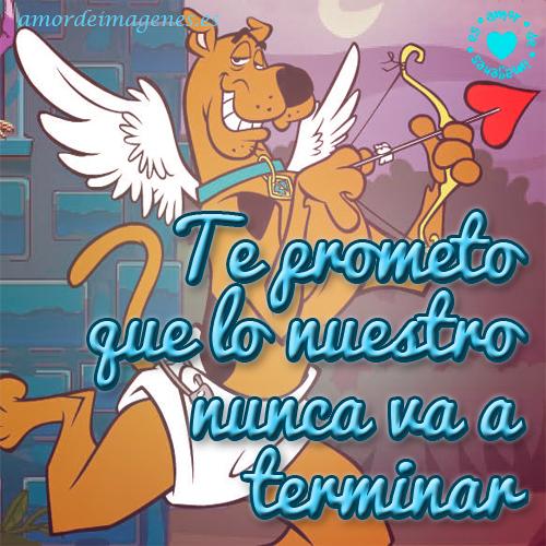 Imagenes de Scooby Doo de Amor cupido