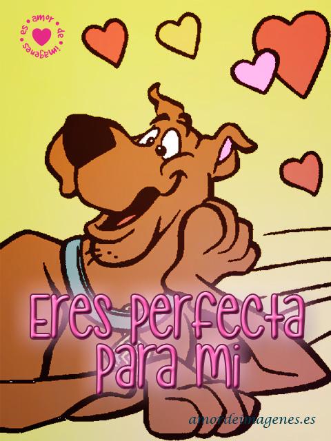 Imagenes de Scooby Doo de Amor Perfecta
