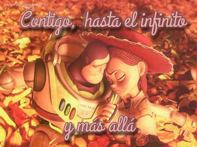 Imágenes De Toy Story De Amor Juntos hasta el infinito