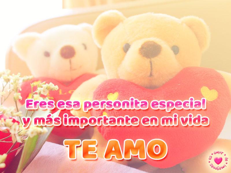 50 Imagenes De Ositos Amor Gratis Tiernos Frases
