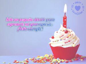 imagenes de cumpleaños de cupcake para publicar