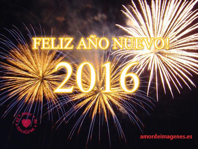 Feliz Año Nuevo! 2016