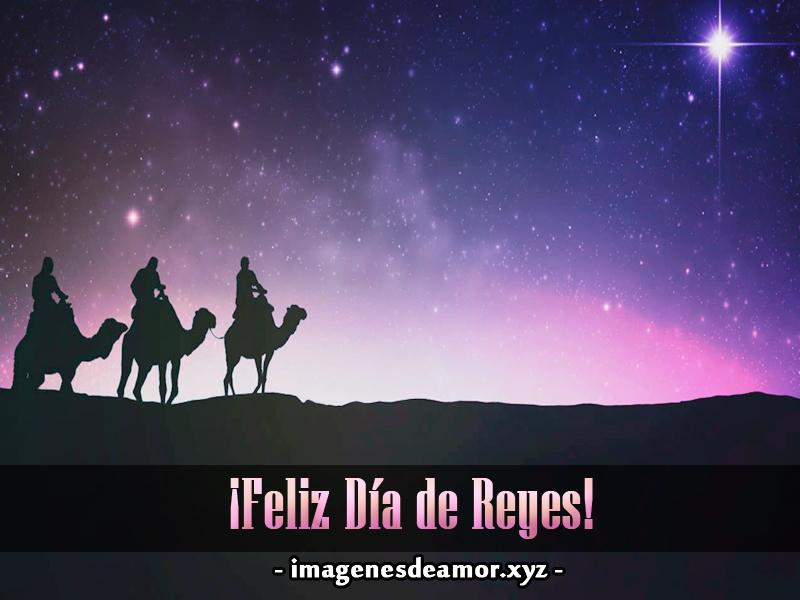 ¡Feliz Día de Reyes!