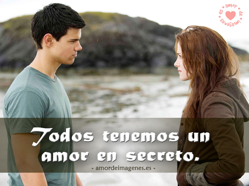 Imagenes Con Frases De Amor Secreto