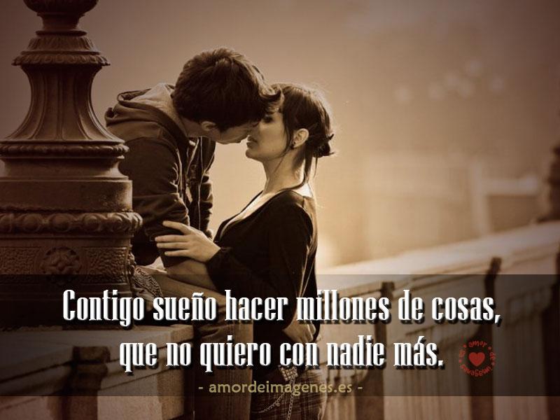 Romantica Imagen De Amor Con Frase Para Enamorar Imagenes Con Frases