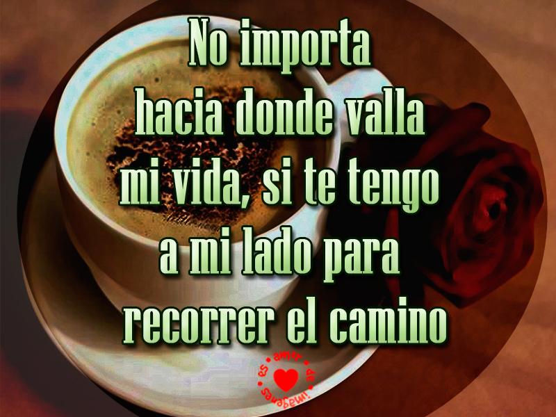 Hermosas Tazas De Cafe Con Frases De Amor