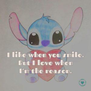 bella-imagen-de-amor-de-Stitch-con-frase-de-amor-en-inglés
