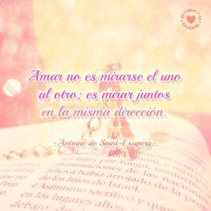 hermosa-imagen-de-amor-con-bella-frase-de-Antoine-de-Saint-Exupéry-para-compartir