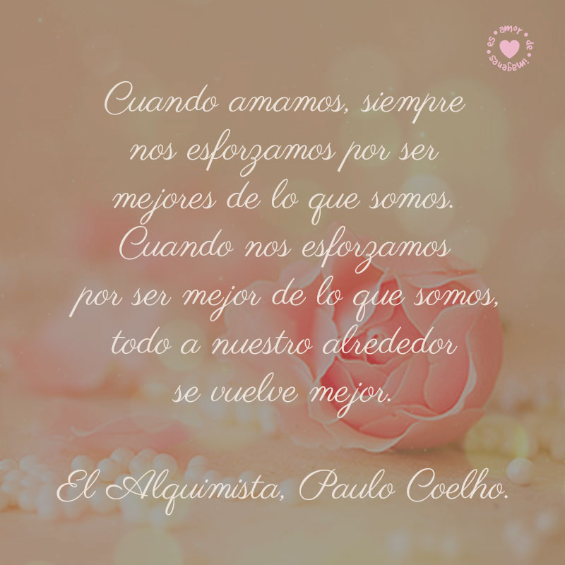 Best Paulo Coelho Frases De Amor A Distancia Image Collection