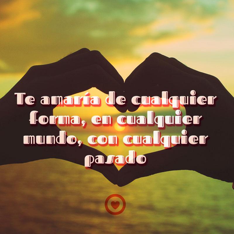Manos Corazon Con Frase De Amor Para Mo Novia