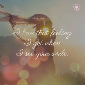 romántica-pareja-enamorada-con-bello-mensaje-en-inglés-para-compartir