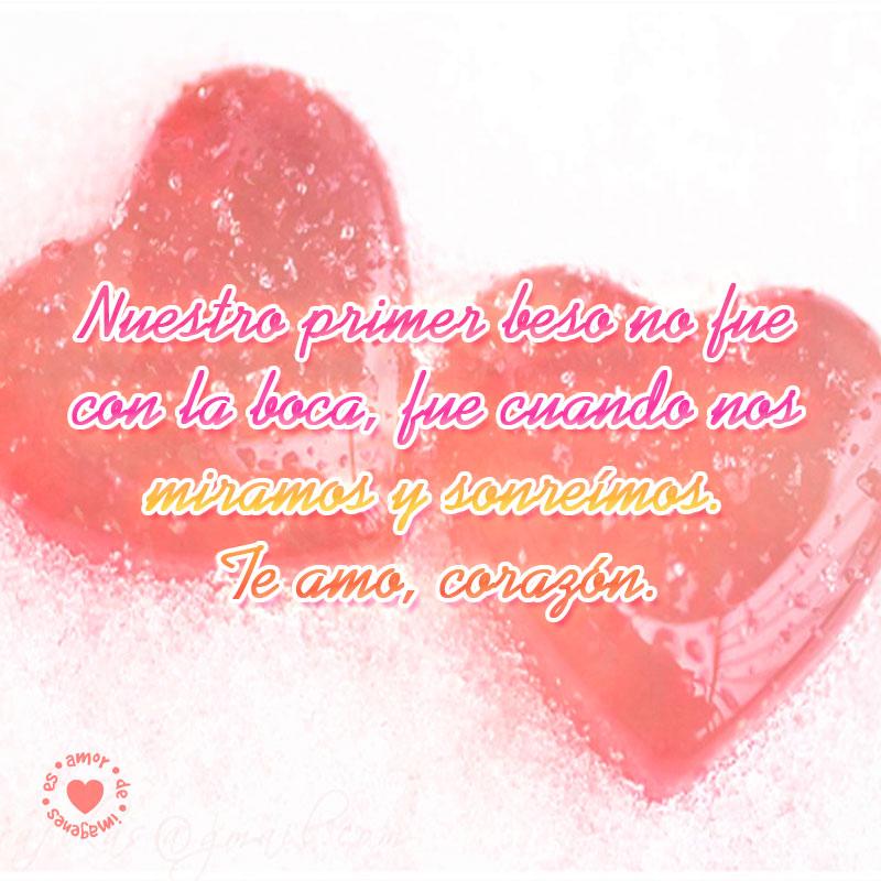Hermosos Corazones Con Frase De Amor Para Dedicar A Mi Novio