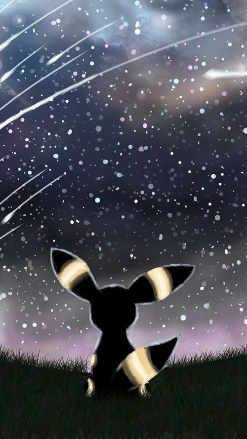bonito fondo de pantalla de pokemon umbreon