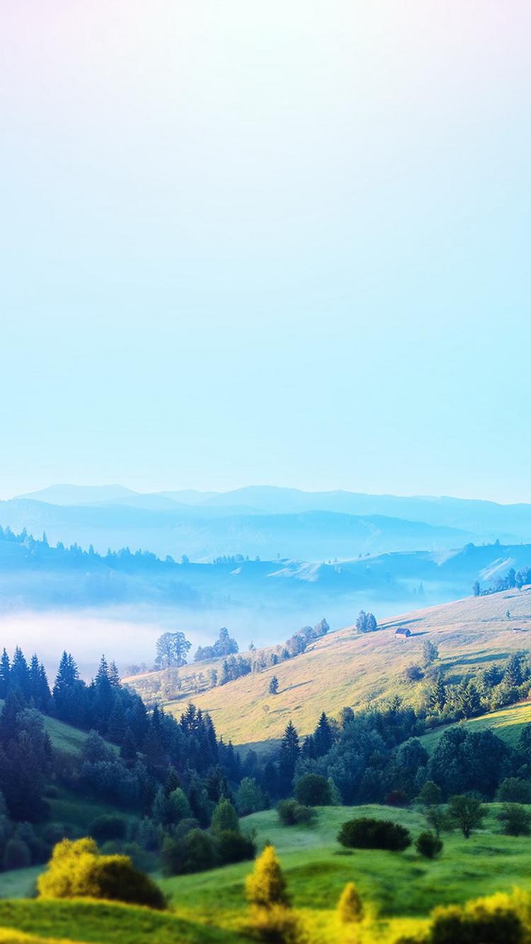 bonito paisaje como fondo de pantalla para celular