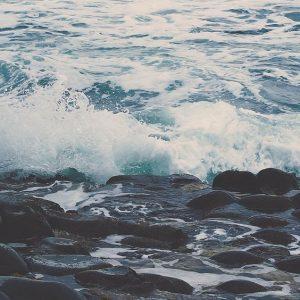 fondo de celular de olas
