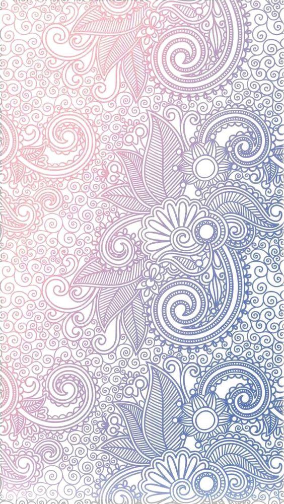 lindo wallpaper para celular de mandalas