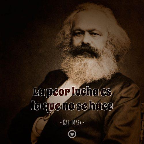 Frase sabia de Karl Marx