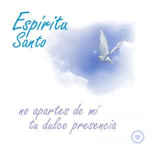 Imagen sobre el Espíritu Santo