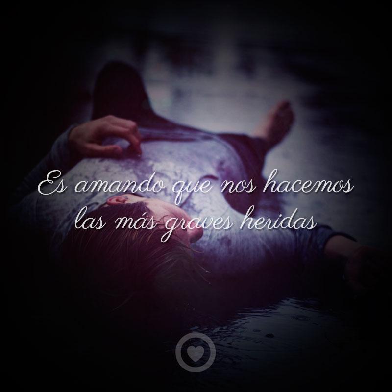 Melancolica Frase De Amor Imposible