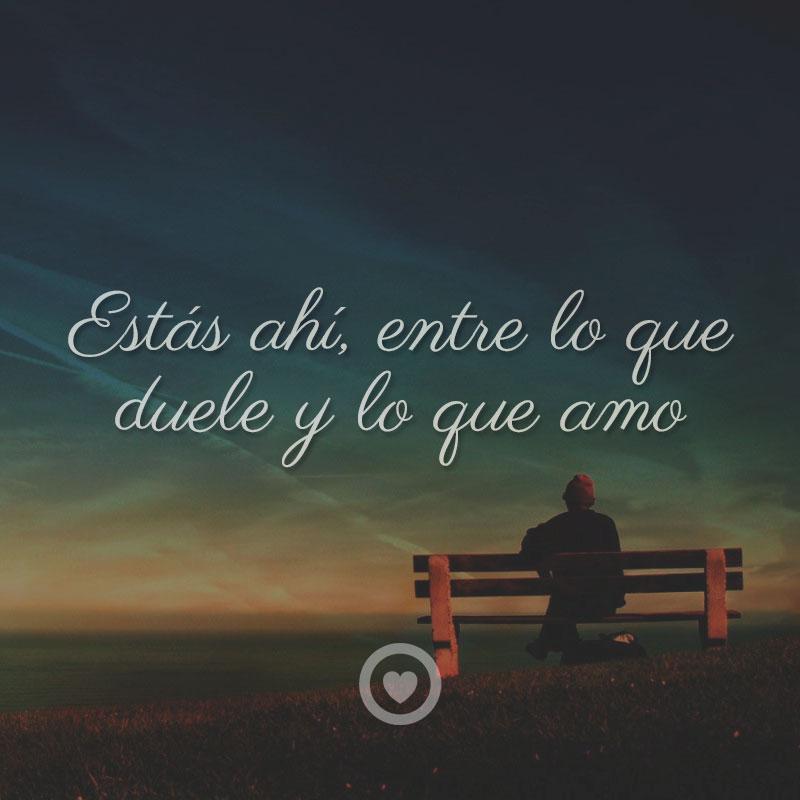 Triste Frase De Amor Imposible